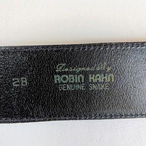 Robin Kahn Accessories - Robin Kahn Vintage Belt